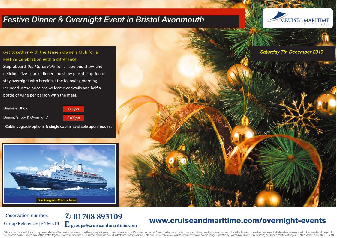 JOC Christmas Cruise